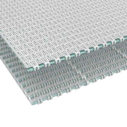 Perforated nub top