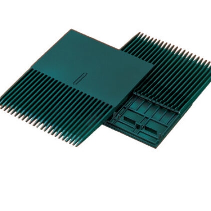 Click-Comb Fingerplates for glass Handling